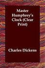 Master Humphrey's Clock by Charles Dickens (Paperback / softback, 2003)