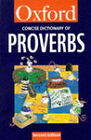 The Concise Oxford Dictionary of Proverbs by Oxford University Press (Paperback, 1994)