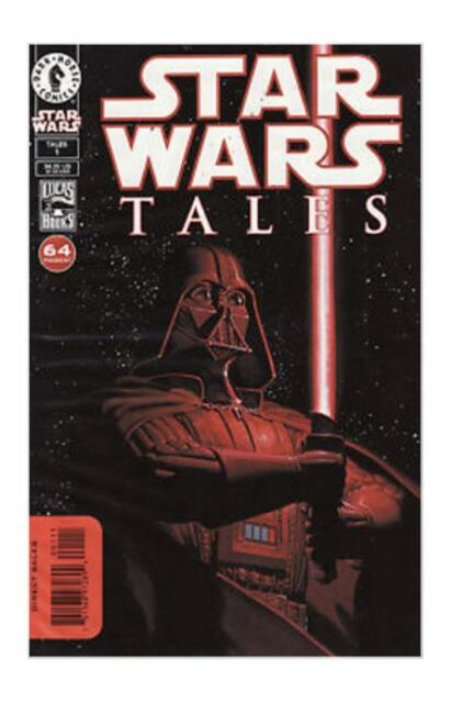 Star Wars: Shadows of the Empire: Evolution Comic (Issue 2 of 5, Dark Horse)