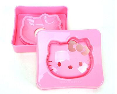 Hello Kitty Bread sandwich mold maker