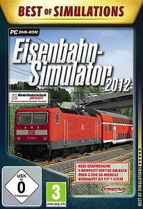 Eisenbahn-Simulator 2012 (PC, 2013, DVD-Box) - Mosbach, Deutschland - Eisenbahn-Simulator 2012 (PC, 2013, DVD-Box) - Mosbach, Deutschland