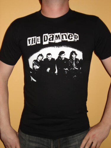 The Damned Neat Neat Neat Shirt S M L XL 2X You Pick Size