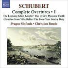 Franz Schubert: Complete Overtures, Vol. 1 (2009)