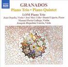 Enrique Granados - Granados: Piano Trio; Piano Quintet (2010)