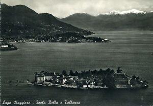 034-LAGO-Maggiore-Isola-Bella-e-Pallanza-034-Viaggiata-Anno-1955