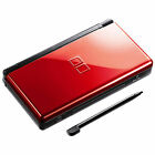 Nintendo DS Lite Dragon iQue Edition Crimson / Black Handheld System
