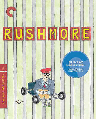 Rushmore [Criterion Collection] [With Poster] Blu-ray