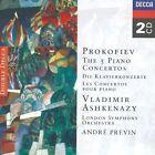 Sergey Prokofiev - Prokofiev: The 5 Piano Concertos (1997)