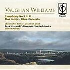 Ralph Vaughan Williams - Vaughan Williams: Symphony No. 5 in D; Flos campi; Oboe Concerto (2002)