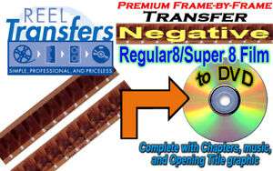 Transfer-NEGATIVE-Kodak-Vision2-3-8mm-Super8-film-to-DVD-no-projector