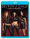 Destiny's Child - Live In Atlanta (Blu-ray, 2007)