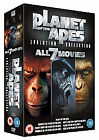 Planet Of The Apes - Evolution Collection - Boxset (DVD, 2011)