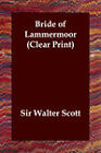 Bride of Lammermoor by Sir Walter Scott (Paperback / softback, 2006)