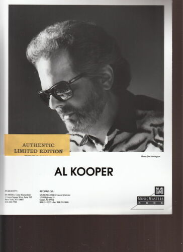al kooper limited edition press kit