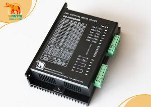 Cnc 4 2a 50vdc bipolar 2ph digital micro 3d wantai stepper for 2a stepper motor driver