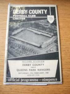 17-02-1968-Derby-County-v-Queens-Park-Rangers-Creased