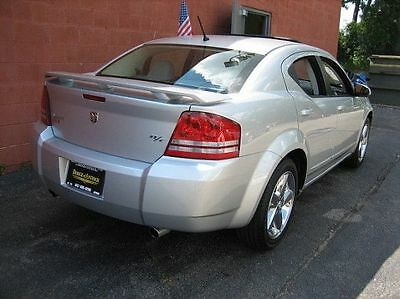 #249 PRIMERED FACTORY STYLE SPOILER fits the 2008 - 2016 DODGE AVENGER
