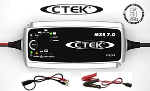 ctek multi mxs 7 0 12v battery charger conditioner mxs7 0. Black Bedroom Furniture Sets. Home Design Ideas