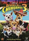 Beverly Hills Chihuahua 3: Viva La Fiesta (DVD, 2012)