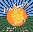 Leo Sayer - Live 4th April 1974 (2009)