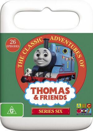 Thomas & Friends : Series 6 (DVD, 2009)