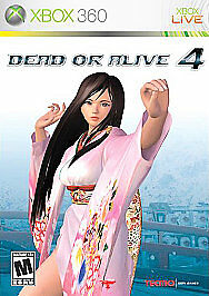 Dead or Alive 4 Xbox 360 Game!