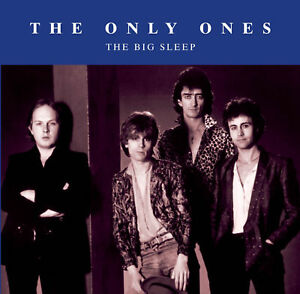 ONLY-ONES-039-The-Big-Sleep-039-punk-glam-1980-new-sealed-CD