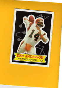 1984-Topps-KEN-ANDERSON-Cincinnati-Bengals-Send-In-Card