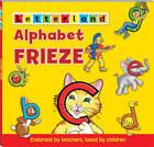 Alphabet Frieze by Lyn Wendon (Frieze, 2007)