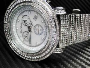 men joe rodeo junior custom watch full ice band case image is loading men joe rodeo junior custom watch full ice