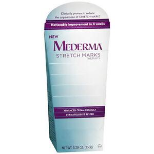Mederma-Stretch-Marks-Therapy-Cream-Net-WT-5-29-Oz-New-Skin-Care-Body-Scars