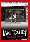 Ian Dury - Rare And Unseen (DVD, 2010)