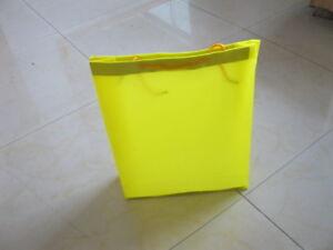 10X-New-Yellow-Gift-Shopping-Bags-40x31cm