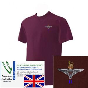 New-II-2-PARA-Parachute-Regiment-T-Shirt-Extra-Large