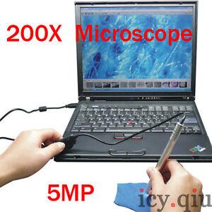 Mini-Portable-200X-USB-Digital-Microscope-Endoscope-Otoscope-with-LED-5MP