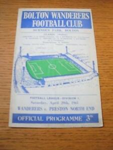 29041961 Bolton Wanderers v Preston North End  Creased amp Folded No obvious - <span itemprop=availableAtOrFrom>Birmingham, United Kingdom</span> - Returns accepted within 30 days after the item is delivered, if goods not as described. Buyer assumes responibilty for return proof of postage and costs. Most purchases from business s - Birmingham, United Kingdom