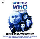 The First Doctor Box Set by Nigel Robinson, Moris Farhi (CD-Audio, 2010)
