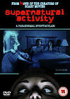 Supernatural Activity (DVD, 2012)