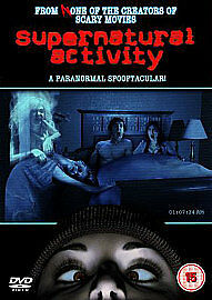 Supernatural-Activity-DVD-Region-2-New-and-Sealed-A-paranormal-spooftacular
