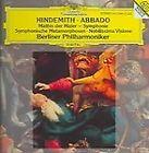 Hindemith: Mathis der Maler; Symphonie; Symphonische Metamorphosen; Nobilissima Visione [Australia] (1995)