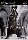 Blade II (Sony PlayStation 2, 2002) - European Version