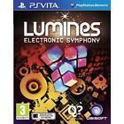 Lumines: Electronic Symphony (Sony PlayStation Vita, 2012) - European Version