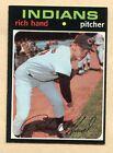 1971 Topps Rich Hand Cleveland Indians #24 Baseball Card