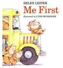 ME First by Helen Lester (Paperback, 1995)