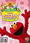 Sesame Street: Elmo's A-to-Zoo Adventure -- The Videogame (PC, 2010)