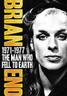 Brian Eno - 1971-1977 The Man Who Fell To Earth (DVD, 2011)