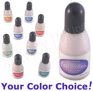 OPALITE-reflective-interference-INK-BOTTLE-iridescent-inkpad-pad-refill-REINKER