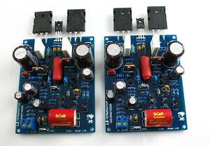 DIY-L6-Audio-Power-Amplifier-Kit-TOSHIBA-1943-5200-2-CH