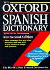 The Oxford Spanish Dictionary: Spanish-English, English-Spanish by OUP (Hardback, 1998)
