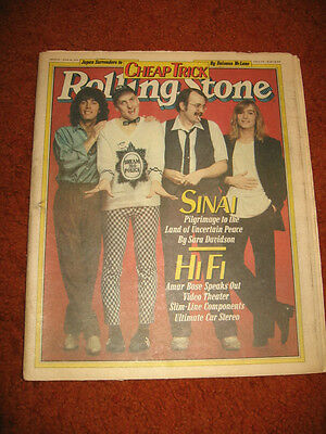 ROLLING STONE magazine > CHEAP TRICk > June 14, 1979 > NICE !!!